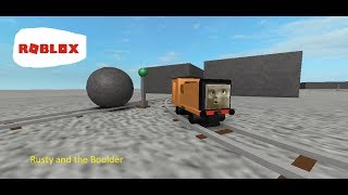 Rusty And The Boulder ROBLOX Remake