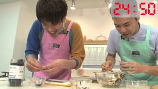 """ボーイフレンド 宮川の1分レシピチャレンジ""""混ぜごはん..."""
