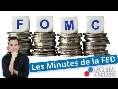 FOMC Trading Live – Les Minutes de la FED [20 novembre 2019] – 20/11/2019