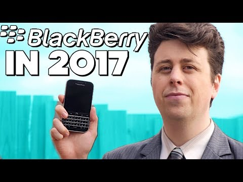 Why I Use a BlackBerry Classic in 2017