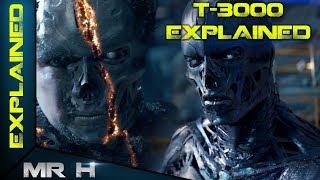 Terminator T-3000 Explained