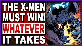 "House Of X #4 | ""Whatever It Takes"" Is ""The Death of the X-Men"""