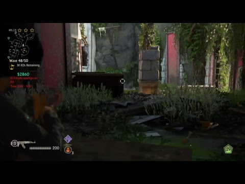 Uncharted 4 - Survival mode