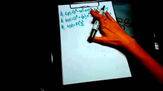 производная, основные формулы