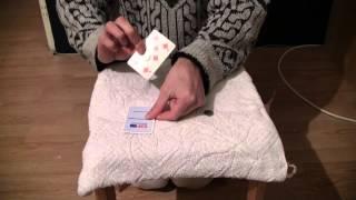 MAGIJA 1: iliuzinis triukas - monetos juda per medžiagą SU PAAIŠKINIMU