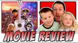 Coco (2017) - Movie Review (A Disney - Pixar Film About Dia De Los Muertos)