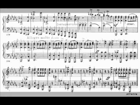 Hamelin plays Shostakovich - Prelude and Fugue in D-flat, op. 87 No. 15 Audio + Sheet music