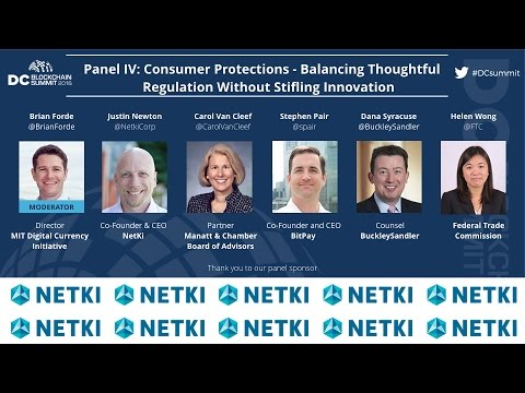 Panel 4: Consumer Protection