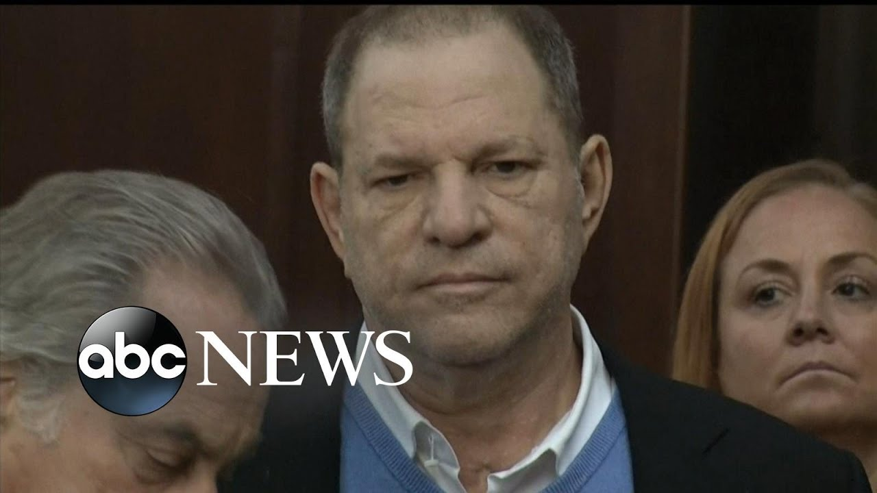 Download Harvey Weinstein charged with 2 counts of rape and a criminal sex act