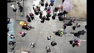 Ley de Convivencia Vial | 3 puntos de Santiago donde se hace impracticable