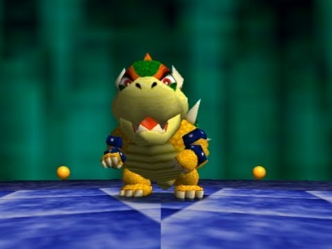 Super Mario 64 hack gives Mario a dizzying first-person
