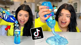 We Tested VIRAL TikTok Life Hacks! *SHOCKING*