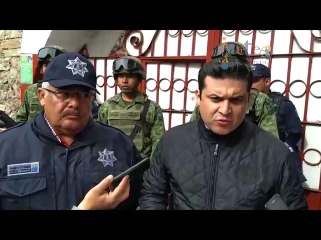 Violencia ha migrado a la capital: Héctor Corona