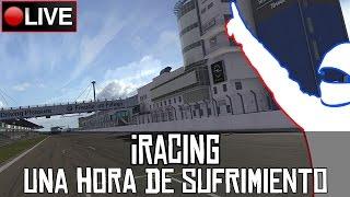 iRacing || 1 hora de sufrimiento (GT3 @ Nürburgring GP)