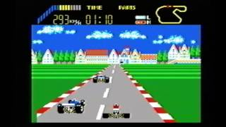 Classic Game Room HD - WORLD GRAND PRIX for Sega Master SMS