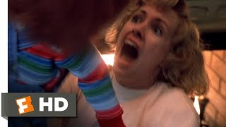 Child's Play (4/12) Movie CLIP - Chucky Escapes (1988) HD