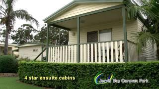 Jervis Bay Caravan Park Online Video Commercial