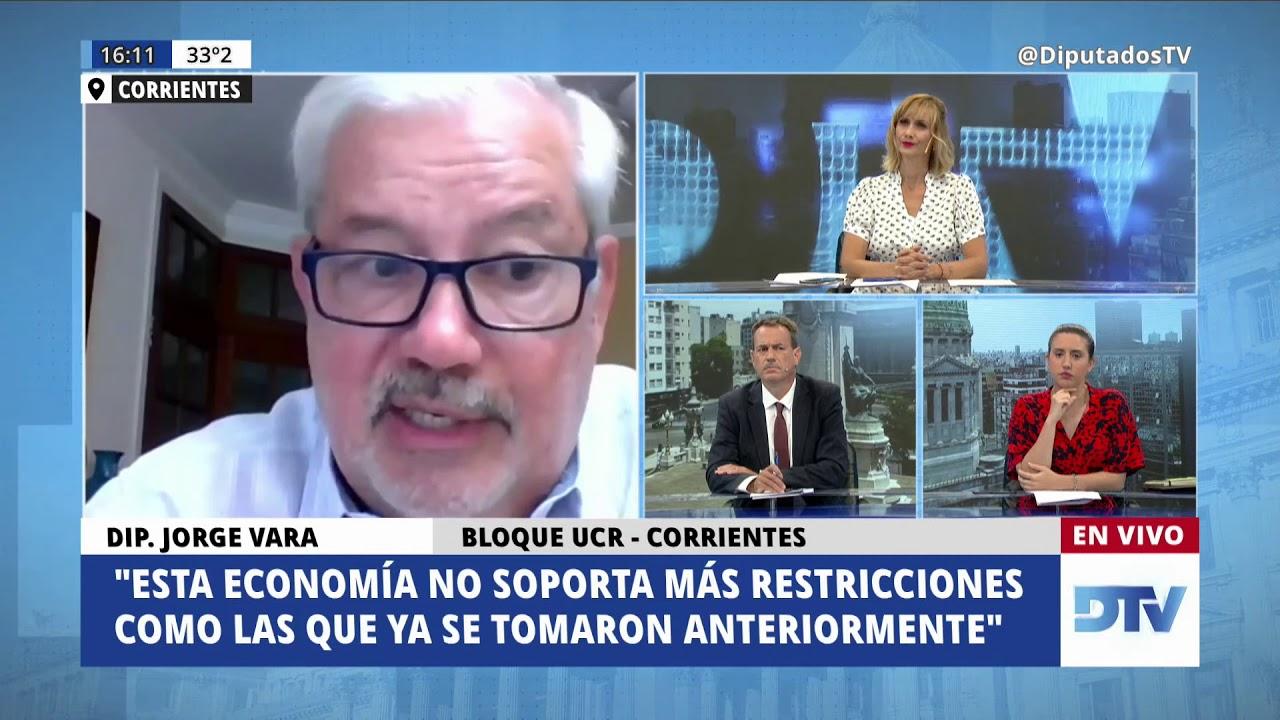 DTV - El Periodismo en el Congreso con Karin Cohen - Programa 07/01/2021