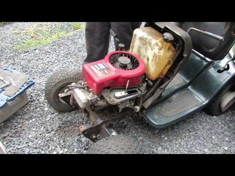 Litte help here - Briggs 14 5 backfiring | FunnyCat TV