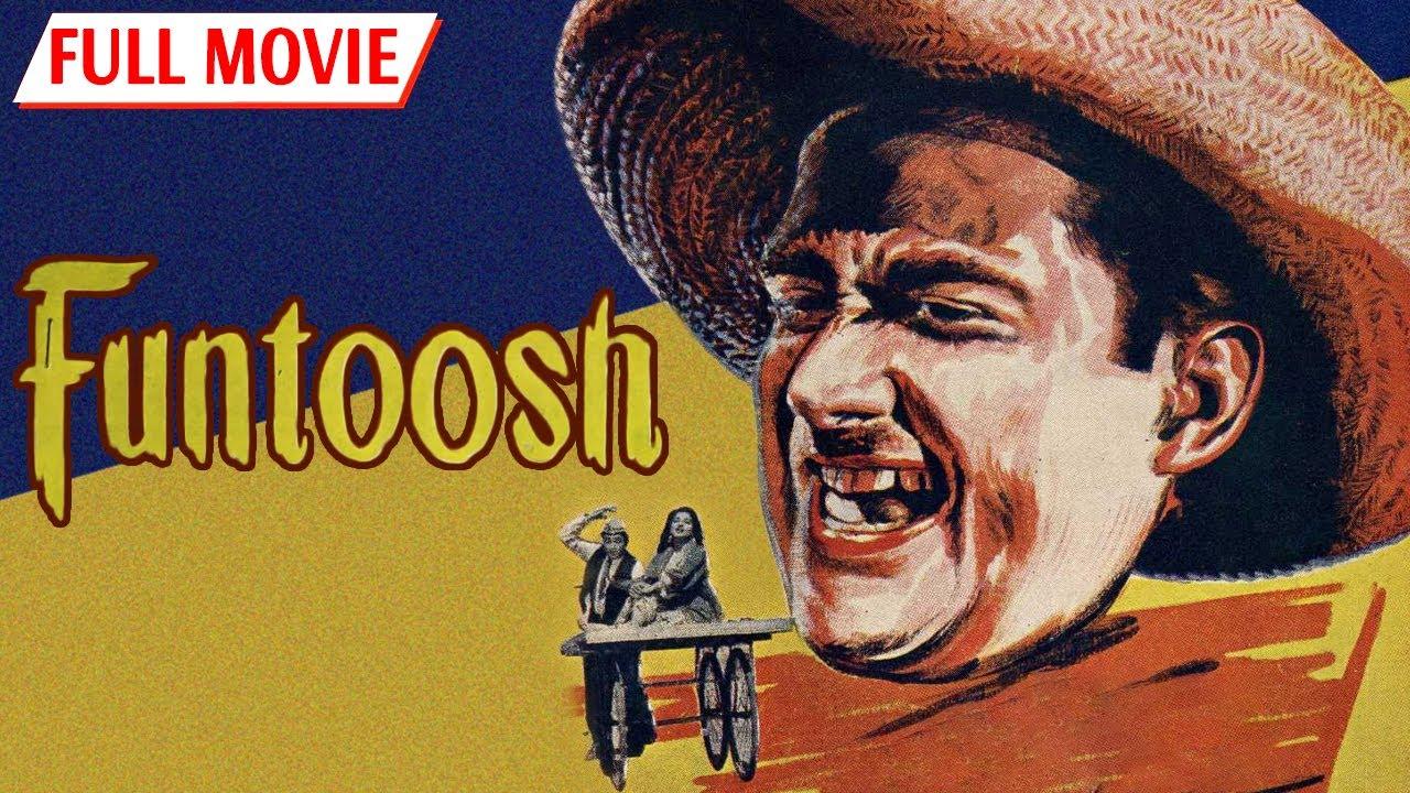 Funtoosh (1956) Full Movie | Dev Anand | Sheila Ramani | K. N. Singh -  YouTube