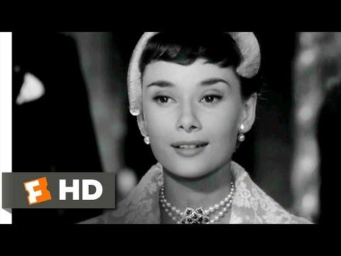 Roman Holiday 310 Movie   Cherished Memory 1953 HD