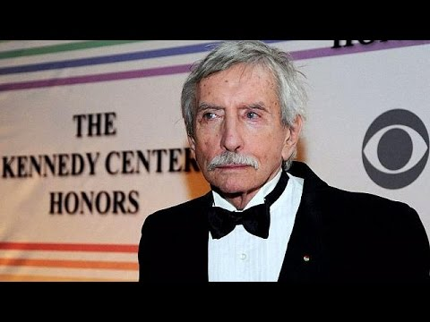 Pulitzer Prize-winning playwright Edward Albee dies, 88