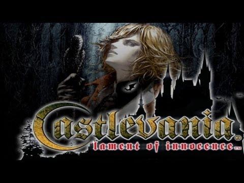 Lets Play Castlevania Lament of Innocence: part 19 - leap of faith