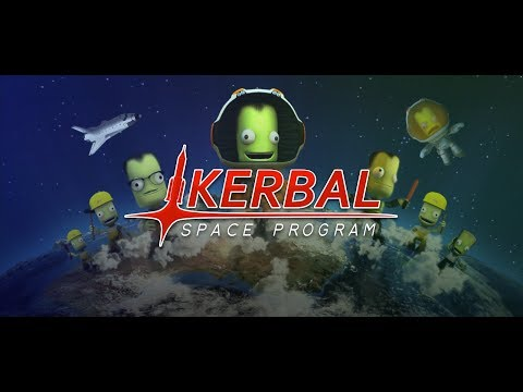Let's Play: Kerbal Space Program (Stock-alike Expansion Mods) [EP2]