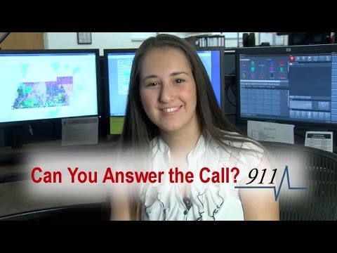 08.05.2016 Pasco County 911 Call Center Recruitment Video