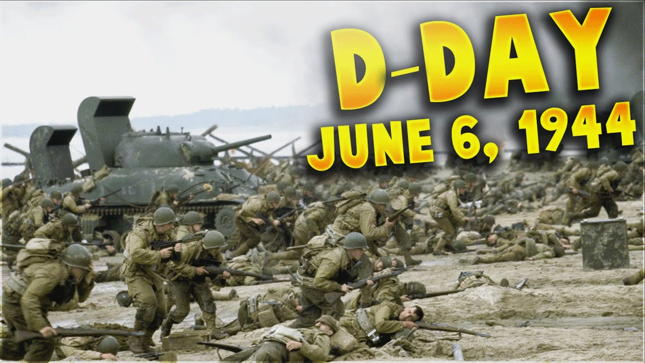 an analysis of the d day oh the invasion of normandy D-day strategy and the normandy invasion  leadership of brigadier general  john w o'daniel and published in may of 1943, a little over a year before d-day.