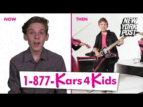 Kars 4 Kids stars can't get annoying jingle out of their heads either | New York Post