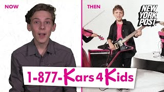 The 'Kars 4 Kids' Actors Share How The Annoying Jingle Changed Their Lives | New York Post