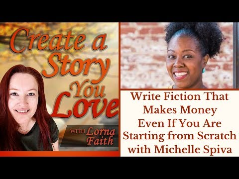 Write Fiction that Makes Money Even if You are Starting from