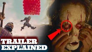 IT Chapter 2 Trailer Breakdown + Things You Missed