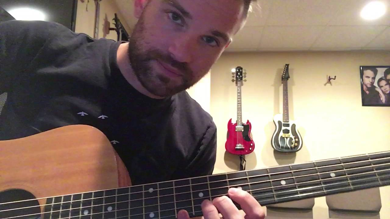 Like Incensesometimes By Step Guitar Tutorial Youtube