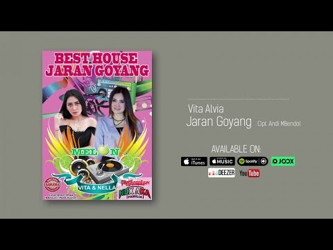 Vita Alvia - Jaran Goyang  (Official Audio)