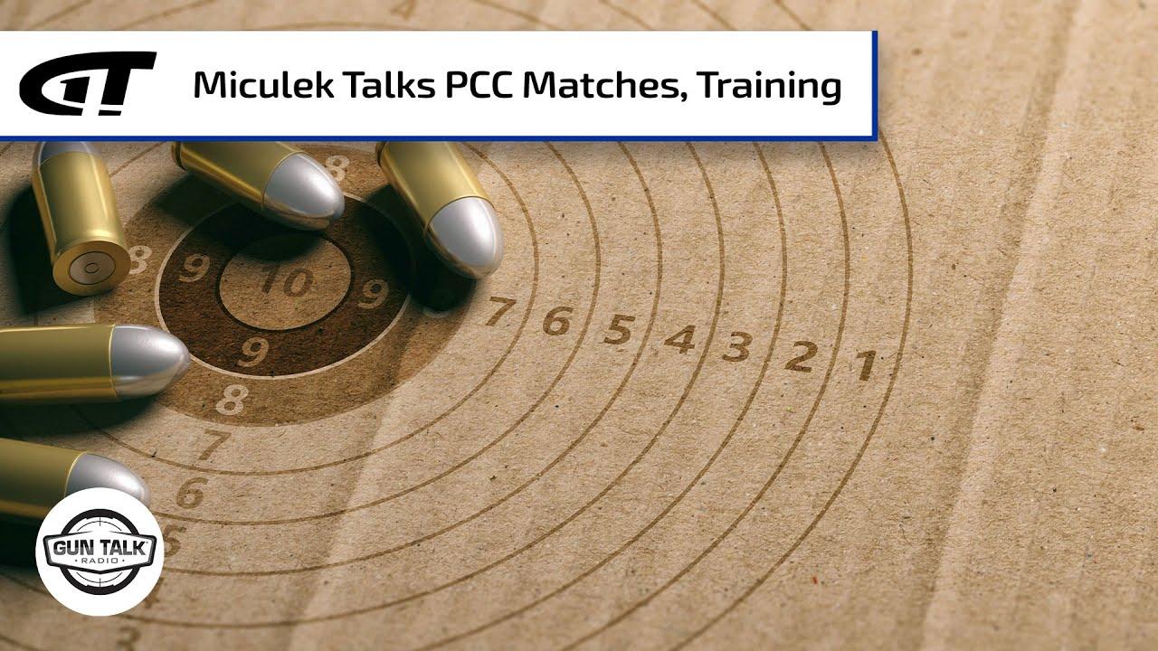 PCC Matches, Classes at SIG Academy | Gun Talk Radio