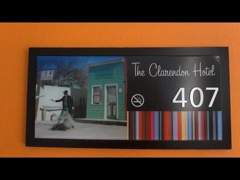 Review of the Clarendon Hotel, Phoenix AZ