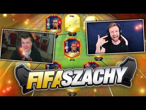 😱BĘDZIE QS RONALDINHO PRIME?😱🔥♞FIFA SZACHY /w JCOB♞🔥 FIFA 18