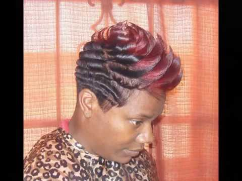 Black short hair cuts & hairstyles l Black hair salons in Houston ...