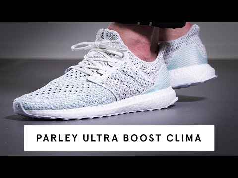 Adidas x Parley Ultra Boost Clima |Review