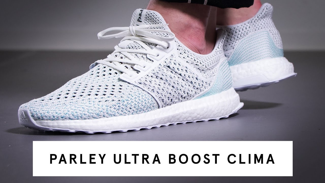 mirada detallada Precio pagable ventas al por mayor Adidas x Parley Ultra Boost Clima | Review - YouTube