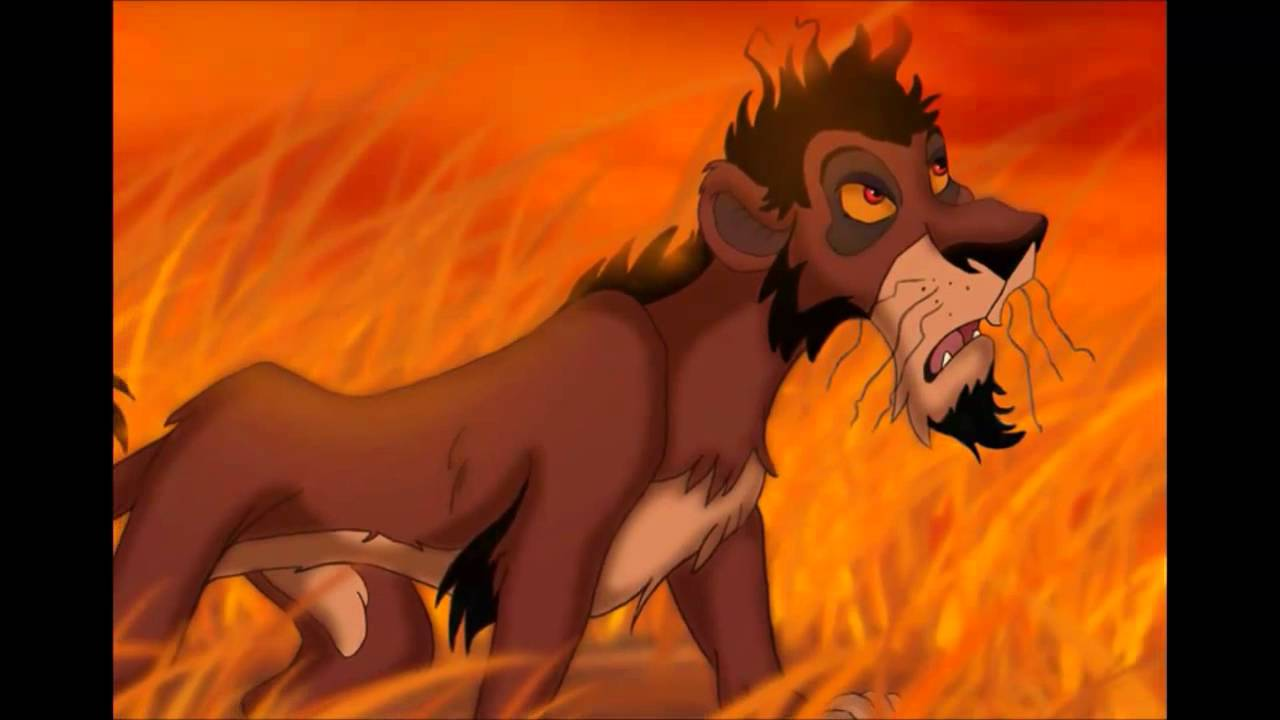 the lion king kovu nuka and vitani brothers and sister