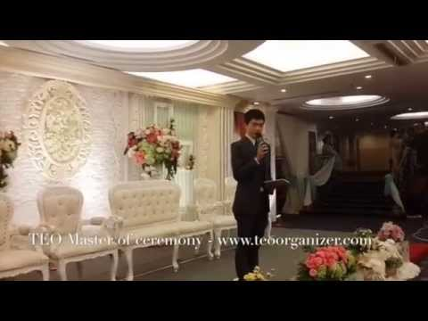 TEO Master of Ceremony
