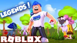 SHINY LEGENDARY POKEMON HUNTING!! - Pokemon Brick Bronze (Roblox)
