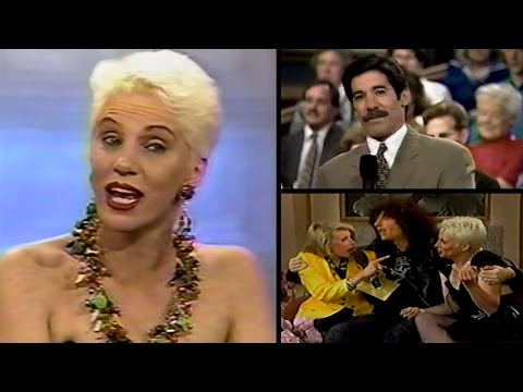 Angie Bowie Reveals All To Geraldo Rivera, Joan Rivers and Howard Stern -- David Bowie Responds!