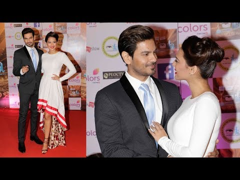 Keith Sequeira and Rochelle Rao | Red Carpet | ITA Awards 2017