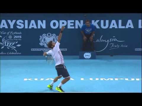 Ferrer Wins Kuala Lumpur Crown