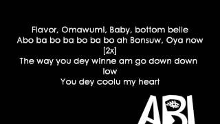 Omawumi Bottom Belle ft Flavour Lyrics