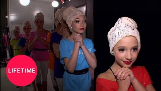 Dance Moms: Cathy Makes Fun of the Group Dance (Season 4 Flashback) | Lifetime